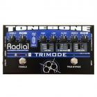Radial Tonebone TriMode 12AX7 Tube Boost Overdrive/Distortion Preamp Pedal