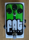 Pigtronix Fat Drive Overdrive and Distortion Guitar Tube Sound Pedal