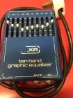 Analogue MXR 10 Band Graphic Equalizer. Warm & Organic Sounds. Perfect Working Order!