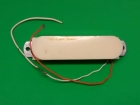 Fender Lace Sensor Gold Noiseless Single Coil Guitar Pickup Cream Cover - Good Conditon