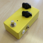 Red Llama Clone Guitar Effect Pedal - Very Good Condition