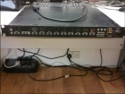 Mesa Boogie Triaxis Preamp. FOR PARTS; NOT WORKING