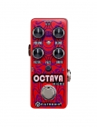 Pigtronix Octava Micro Octave / Drive / Fuzz / Distortion Pedal