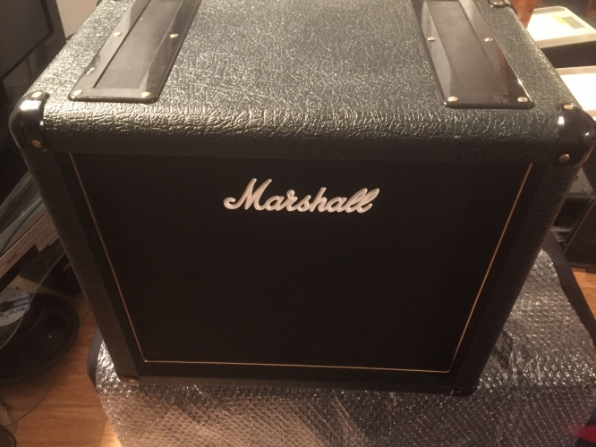 "Mesa Boogie EVM L ""12 ELECTRO VOICE 200W In Marshall 1912 Compact 1X12 Cabinet"