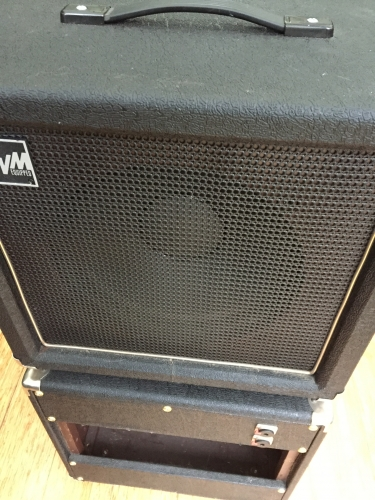 "Electrovoice EVM L 12"" Guitar Speaker Cabinet - Mint Condition and Perfect Working Order"