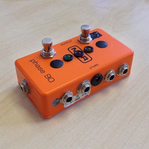 Dual Loop Effects True Bypass Guitar Pedal - Based on the MXR M198