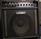 "NOS Laney A 3012 Series II PTP HAND WIRED 30 Watt 6V6 Valve Amp 12"" Celestion V30"